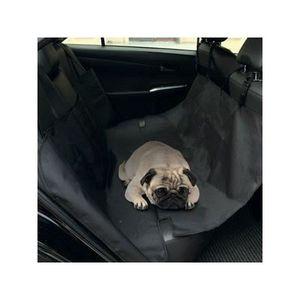 MPETS Couverture de protection Stretto - Pour chien - S - Noir