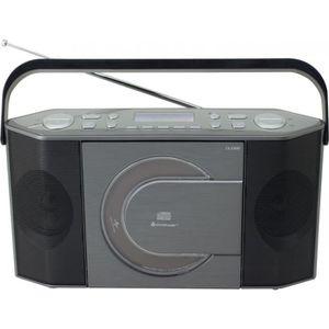SOUDMASTER RCD1770AN Radio numérique DAB + / FM avec lecteur CD / MP3