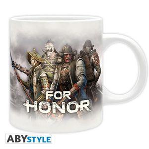 BOL - MUG - MAZAGRAN Mug For Honor Samouraïs - 320 ml