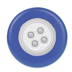 LAMPE A POSER Nouveau 4LED Batterie Batterie Stick Tap Touch Lig