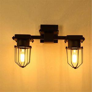 Superbe APPLIQUE FerandHome Rétro Applique Mûrale Lampes Luminaires