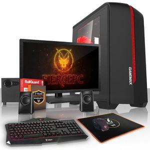 ORDINATEUR TOUT-EN-UN Fierce EXILE PC Gamer de Bureau - AMD A-Series 960