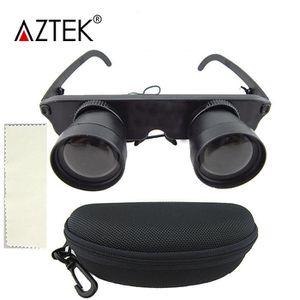 TÉLESCOPE OPTIQUE AZTEK®Télescopes lunette pêche polarization 3x28 o