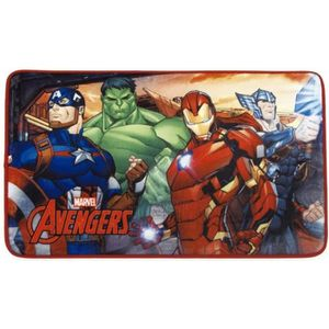 TAPIS MARVEL Tapis de Sol Avengers Pour Enfant - 45x75 c