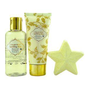 COFFRET CADEAU CORPS Cadeau de Noël coffret de bain de parfum léger de