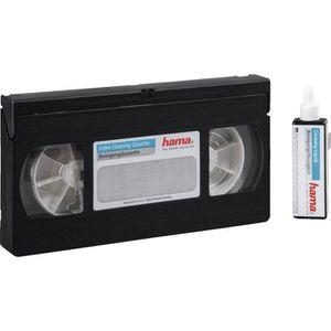 NETTOYAGE TV-VIDEO-SON HAMA-Cassette vidéo de nettoyage VHS/S-VHS