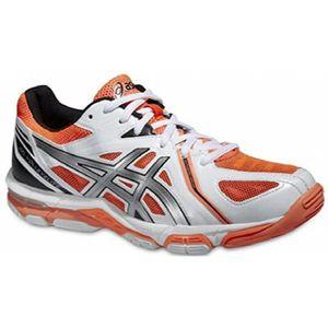 best website ca50d 6e707 SANDALE DE RANDONNÉE Asics Women s Shoes Gel-volley Elite 3 White-silve