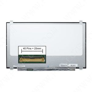 DALLE D'ÉCRAN Ecran dalle LCD LED pour MSI GE73 8RF-078CA 17.3 1