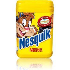 CACAO - CHOCOLAT NESQUIK Poudre instantanée au Chocolat 1kg