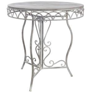 Vente Petite pas metal Achat d en cher appoint table ronde wmn0NOv8
