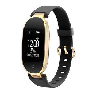 BRACELET D'ACTIVITÉ XCSOURCE Bracelet Intelligent Bluetooth S3 Sport M