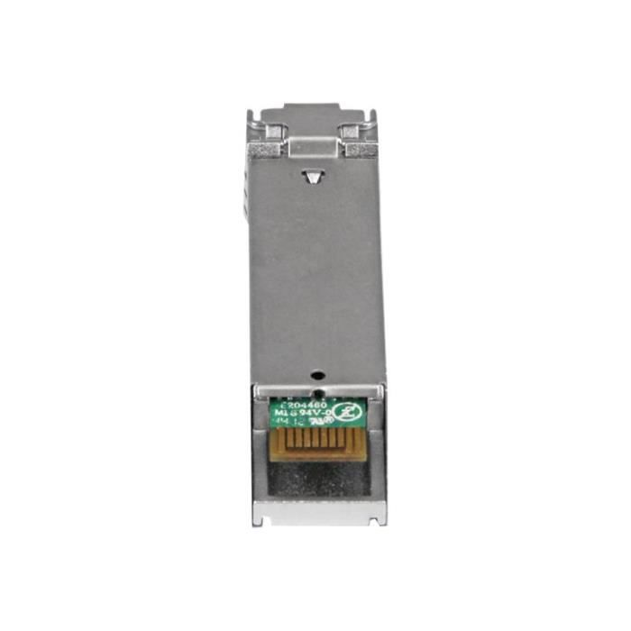 STARTECH.COM Module de transceiver SFP à fibre optique Gigabit - Compatible HP J4858C - Multimode LC avec DDM - 550 m