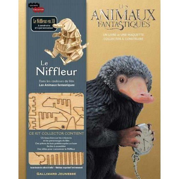 Livre Les Animaux Fantastiques Le Niffleur Achat Vente Livre