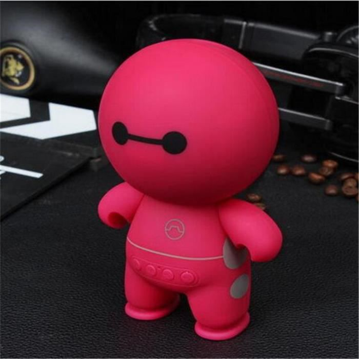 Nouveau Dessin Animé Créatif Sans Fil Bluetooth Haut-parleur Téléphone Mobile Ordinateur Universel Audio Mini Subwoofer