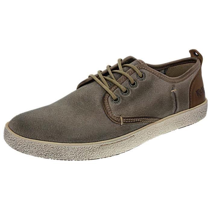 chaussures de ville kickers homme achat vente chaussures de ville kickers homme pas cher. Black Bedroom Furniture Sets. Home Design Ideas