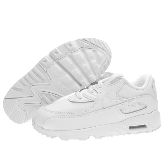 reputable site e397a 2f4c1 BASKET NIKE AIR MAX 90 LTR (TD) TAILLE 27 COD 833416-100