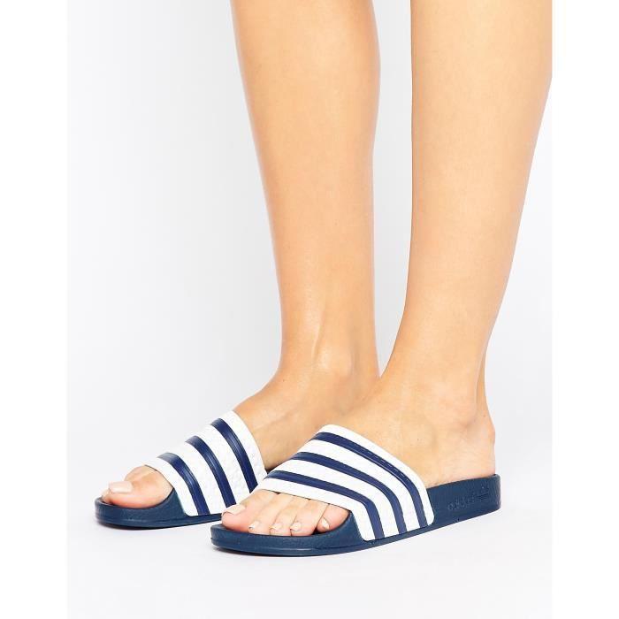 reputable site f0a04 cb132 BASKET Adidas Originals Originals - Adilette - Sandales s