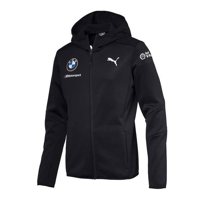 Veste BMW MOTORSPORT Team 2018 bleue pour homme taille L Bleu Bleu ... 1ce70f2d78b8