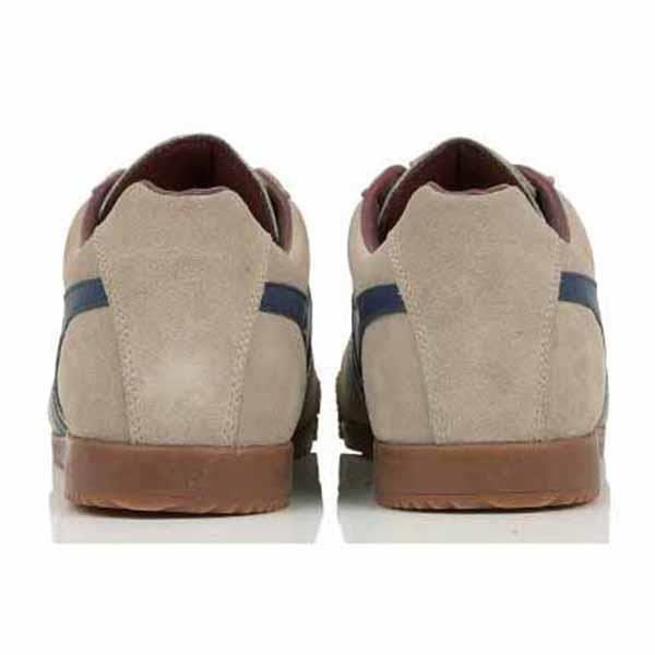 Harrier Baskets Gola Suede Chaussures homme qTY5x7nt