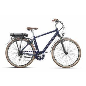 MONTANA Vélo Loisir Electrique E-Bluecity 28 Acera 8 Vitesses 11,6 Ah-417 Wh Homme