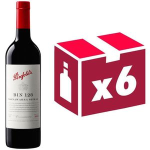 VIN ROUGE Penfolds Bin 128 Cabernet Sauvignon - Vin rouge d'