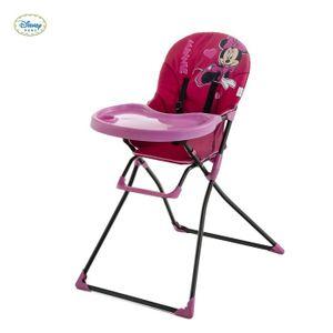 Minnie Chaise Haute Mac Baby Achat Vente Chaise Haute