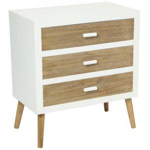 commode achat vente commode pas cher soldes d s le 10 janvier cdiscount. Black Bedroom Furniture Sets. Home Design Ideas