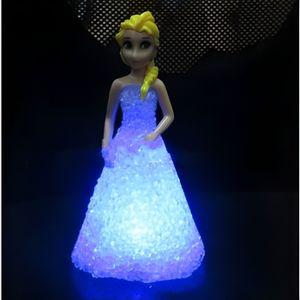 AMPOULE - LED Veilleuse Projecteur Reine des Neiges Disney Lampe