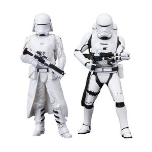 FIGURINE - PERSONNAGE Pack 2 statuettes Star Wars Episode VII : First Or