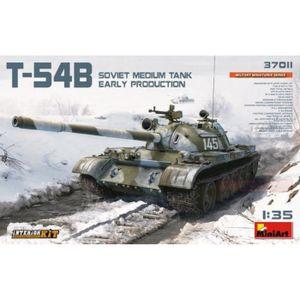 VOITURE - CAMION MINIART MIN37011 T-54B SOVIET MEDIUM TANK EARLY PR