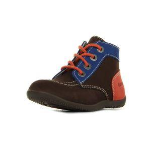 Kickers Enfant Chaussures Richelieu De Ville WjNUZD2