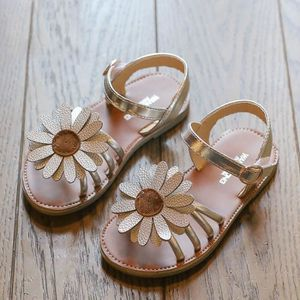 SANDALE - NU-PIEDS Benjanies®Mode fleur romaine sandales princesse ch
