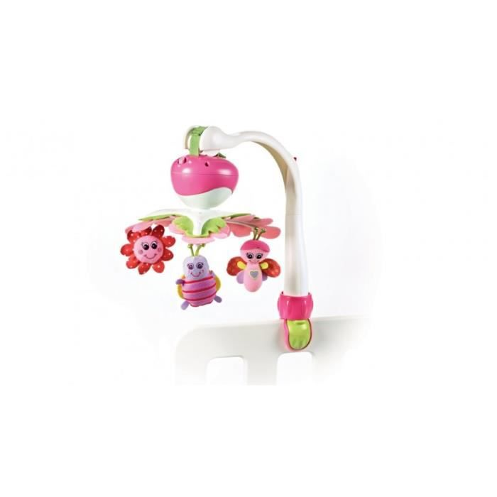 TINY LOVE Mobile de voyage 3 en 1 Princesse