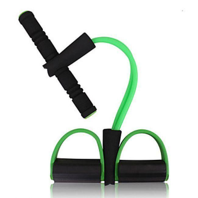 rameur elastique pour exercice des abdominaux