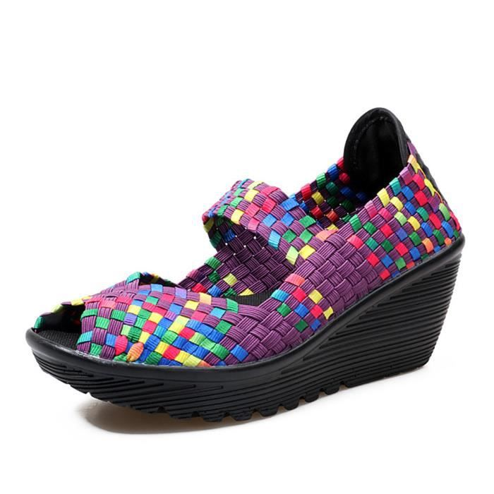 Taille Confortable Hauts 2017 Respirant Arrivee Nouvelle Sandale Femme Meilleure Sandales Grande Ylx033 Talons XxpnP