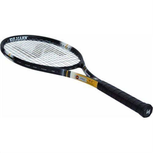 88519d898f52e2 VAN ALLEN X PRO 10 0 Taille Unique 12422 Raquette Cordée Tennis Noire 2018