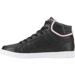 KAPPA Chaussures Aperym Mid - Enfant - Noir / Rose e5I1E3u