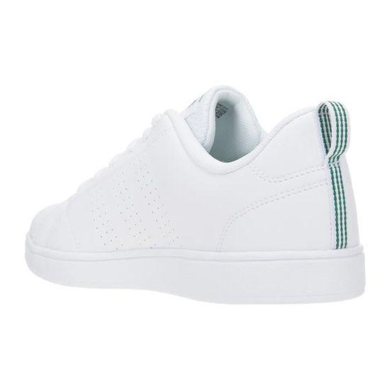 0d6dede9d4f0d Enfant Blanc Vert Advantage Et Clean Adidas Vs Baskets wqI8O8f