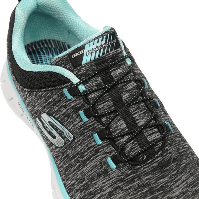 Skechers Femme Baskets De Running Design à motifs
