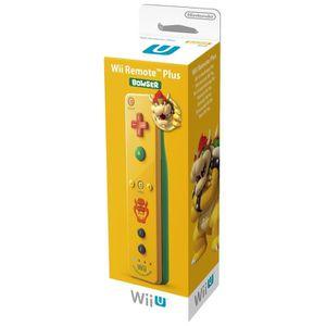 MANETTE JEUX VIDÉO Télécommande Wii U Plus Bowser