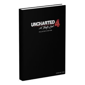 GUIDE JEUX VIDÉO Guide Uncharted 4 : A Thief's End Collector Editio