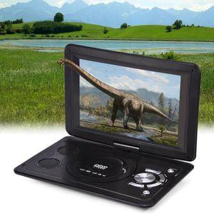 LECTEUR DVD PORTABLE 13.9 pouces Lecteur DVD de voiture HD  Lecteur DVD