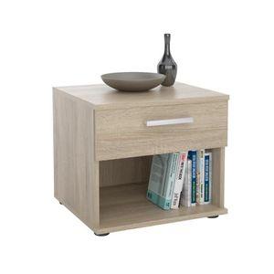table de chevet achat vente table de chevet pas cher french days d s le 27 avril cdiscount. Black Bedroom Furniture Sets. Home Design Ideas