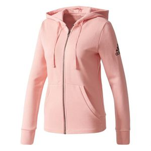 sweat adidas rose pale femme