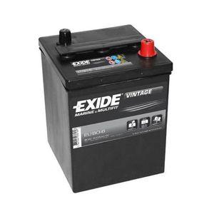 BATTERIE VÉHICULE Batterie de démarrage EXIDE EU80-6