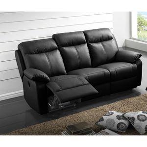 canape relax electrique achat vente canape relax electrique pas cher cdiscount. Black Bedroom Furniture Sets. Home Design Ideas