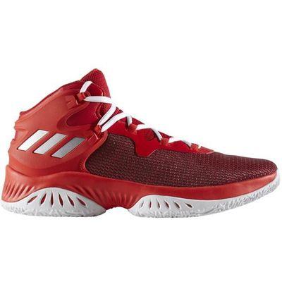 best service c437e 79d7f Chaussure de Basketball adidas Crazy Explosive Bounce rouge pour enfant