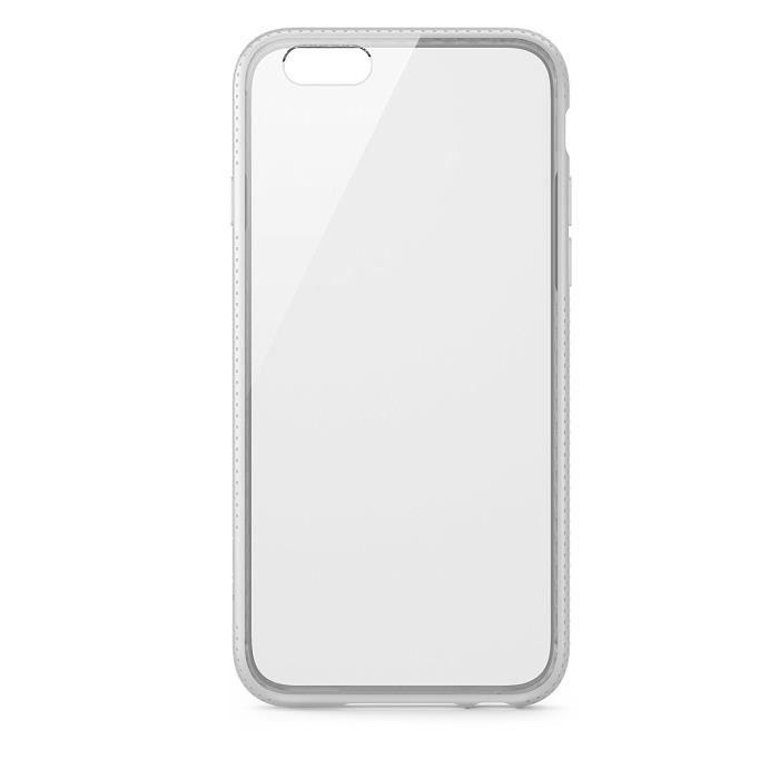 Belkin Coque de protection pour iPhone Plus - Argenté