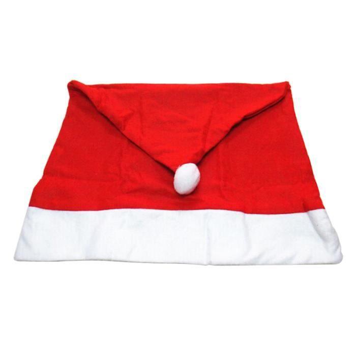 bonnet de noel pour les chaise - achat / vente bonnet de noel pour