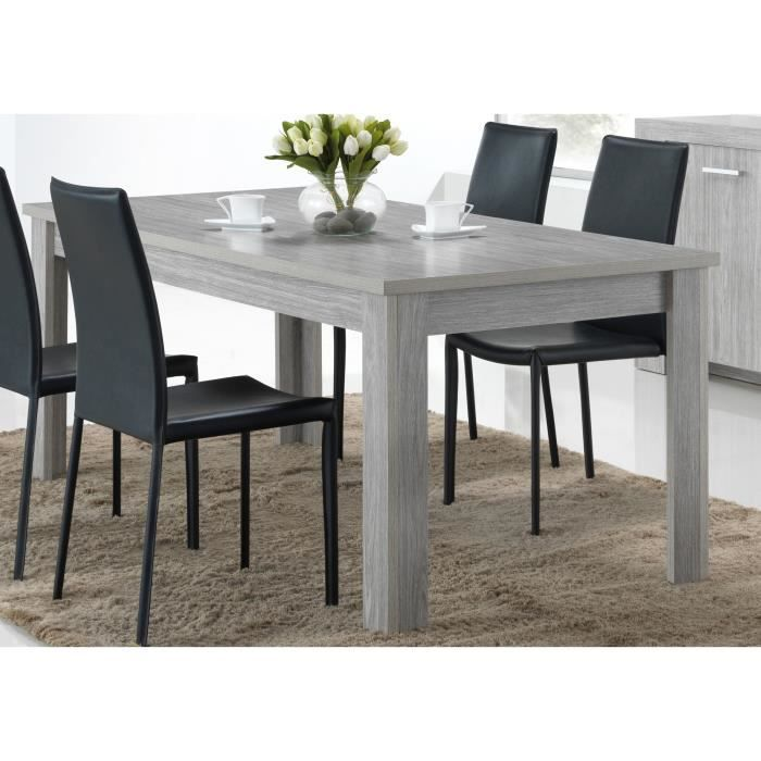 Table salle a manger gris - Achat / Vente Table salle a manger ...